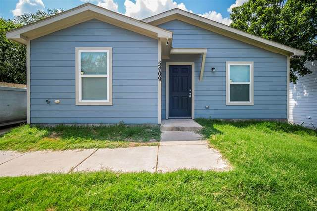 5409 Diaz Avenue, Fort Worth, TX 76107 (MLS #14632898) :: Wood Real Estate Group
