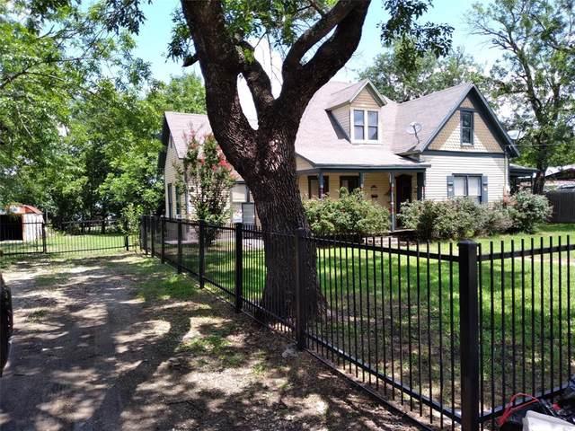 809 E Adams Street, Itasca, TX 76055 (MLS #14632910) :: Crawford and Company, Realtors