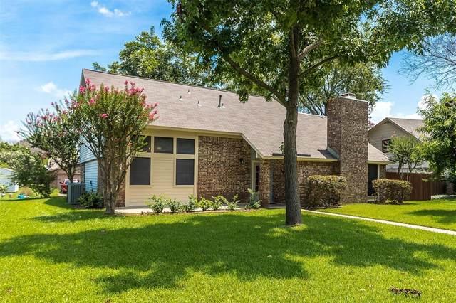 1804 Longmont Place, Richardson, TX 75081 (MLS #14632915) :: Real Estate By Design