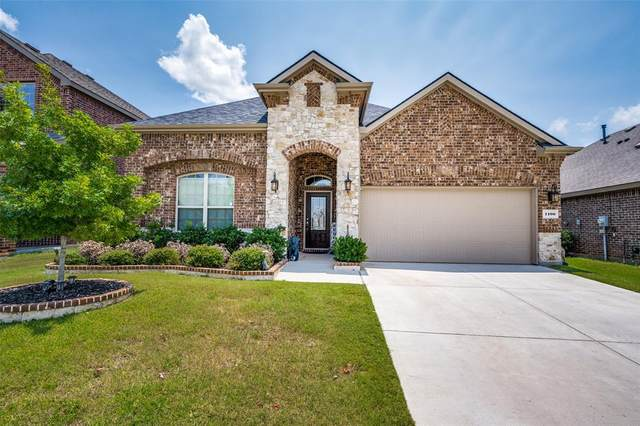 1100 Lake Meadow Lane, Little Elm, TX 75068 (MLS #14632919) :: DFW Select Realty