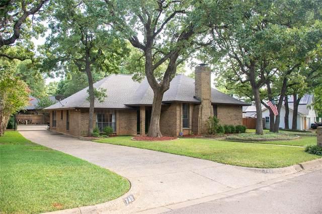 740 Newport Road, Fort Worth, TX 76120 (MLS #14632926) :: The Rhodes Team