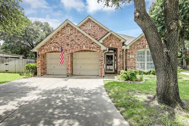 3504 Stone Creek Court, Fort Worth, TX 76137 (MLS #14632927) :: Real Estate By Design