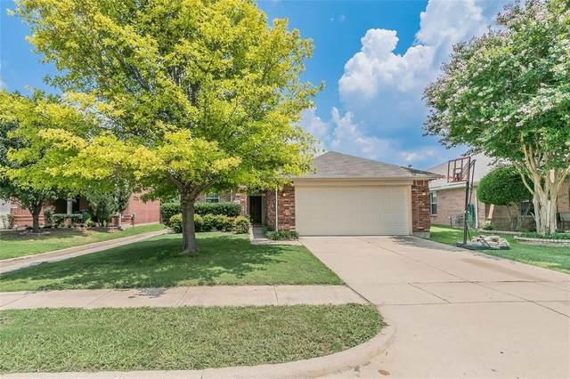 6260 Dream Dust Drive, North Richland Hills, TX 76180 (MLS #14632928) :: 1st Choice Realty