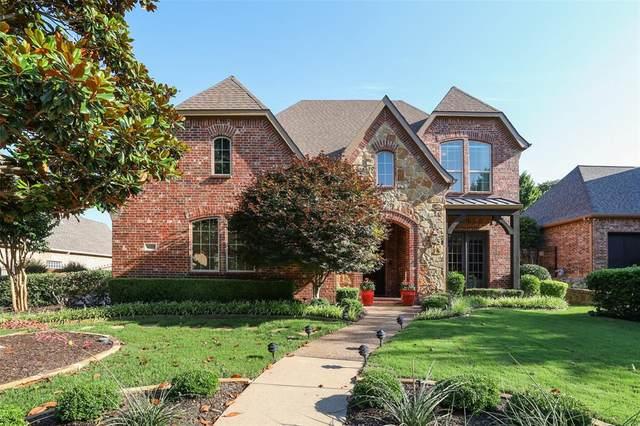 1609 Tuscan Ridge Circle, Southlake, TX 76092 (MLS #14632931) :: Real Estate By Design