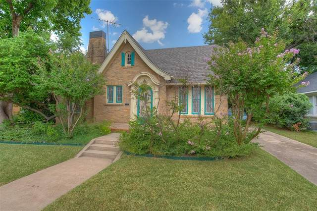 2529 Greene Avenue, Fort Worth, TX 76109 (MLS #14632932) :: Real Estate By Design