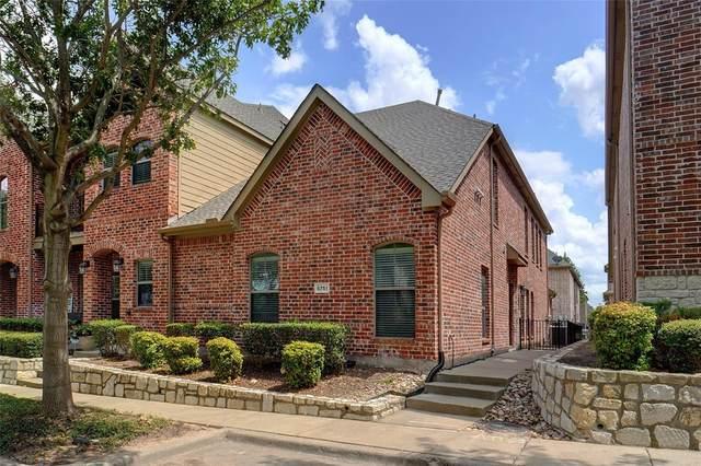 6751 Pistoia Drive, Frisco, TX 75034 (MLS #14632937) :: RE/MAX Pinnacle Group REALTORS