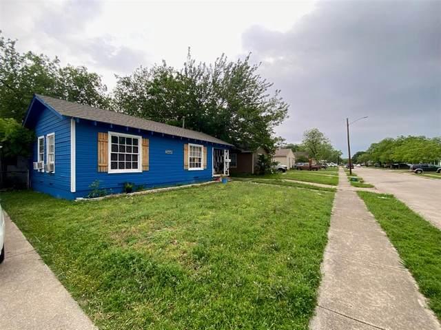 1641 Oak Street, Grand Prairie, TX 75050 (MLS #14632938) :: The Rhodes Team