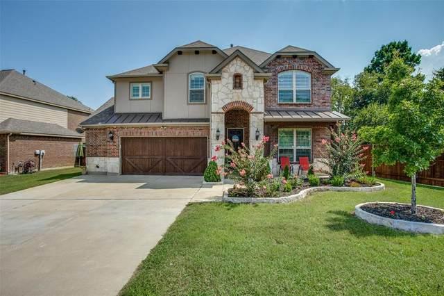 806 E Oak Street, Wylie, TX 75098 (MLS #14632943) :: The Great Home Team
