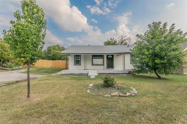 8423 Whitney Drive, White Settlement, TX 76108 (MLS #14632944) :: Rafter H Realty
