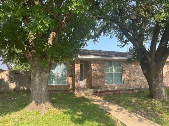 2528 Red River Street, Mesquite, TX 75150 (MLS #14632947) :: RE/MAX Pinnacle Group REALTORS