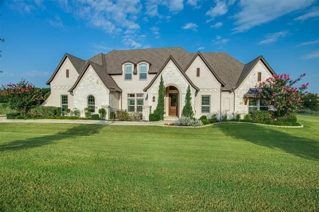12740 Bella Vino Drive, Fort Worth, TX 76126 (MLS #14632961) :: The Krissy Mireles Team