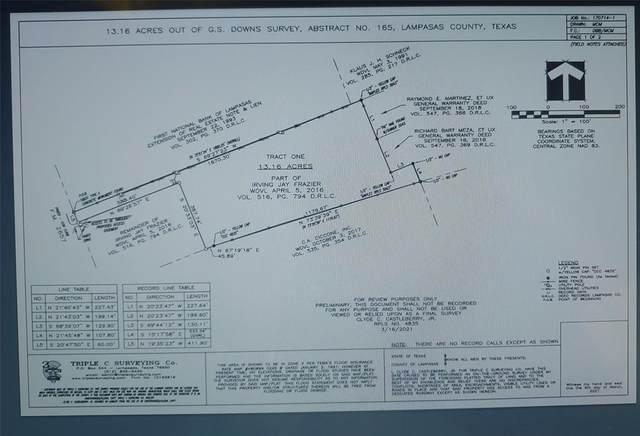6901 Fm 2657, Kempner, TX 76539 (MLS #14632969) :: Real Estate By Design