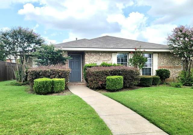 4156 Palace Place, Frisco, TX 75033 (MLS #14632974) :: The Property Guys