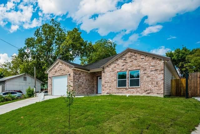 4512 Garrison Avenue, Dallas, TX 75216 (MLS #14632982) :: The Hornburg Real Estate Group