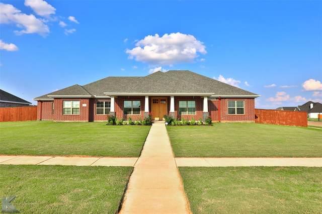 1711 Urban Avenue, Abilene, TX 79601 (MLS #14632983) :: Real Estate By Design