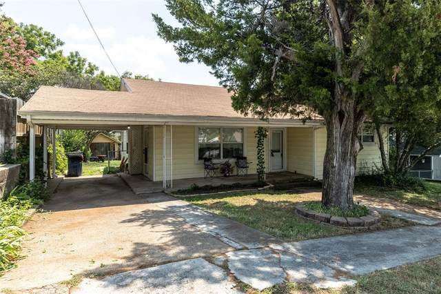 805 S Trinity Street, Decatur, TX 76234 (MLS #14633003) :: Real Estate By Design