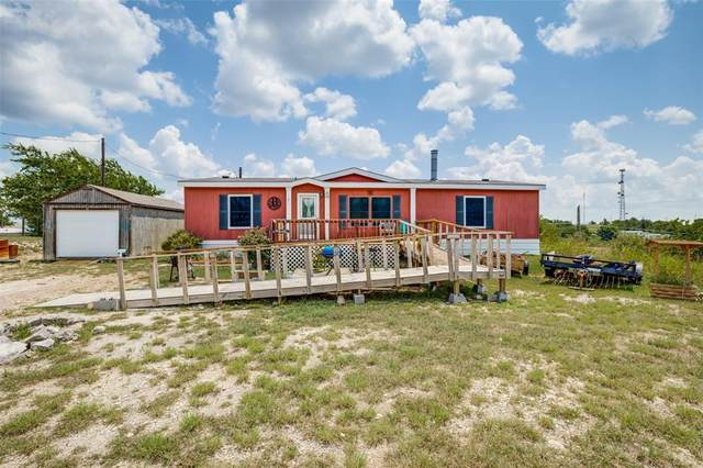 109 Bluff Heights Drive, Weatherford, TX 76085 (MLS #14633005) :: Real Estate By Design