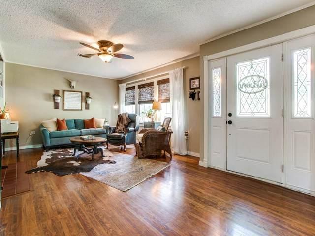 800 W 10th Street, Bonham, TX 75418 (MLS #14633019) :: Crawford and Company, Realtors