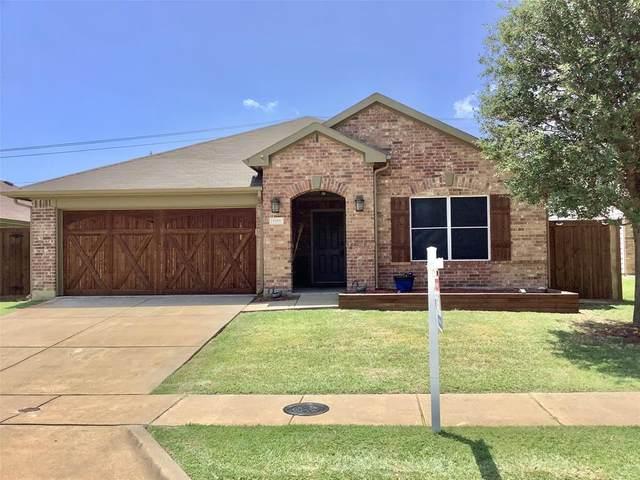 1619 Seabreeze Drive, Grand Prairie, TX 75051 (MLS #14633023) :: The Tierny Jordan Network