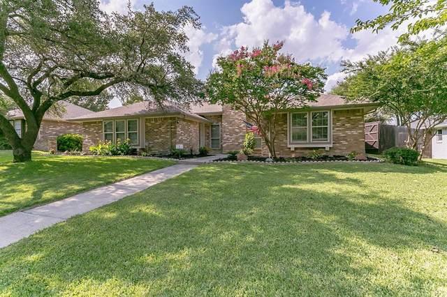 1907 Middle Glen Drive, Carrollton, TX 75007 (MLS #14633026) :: 1st Choice Realty