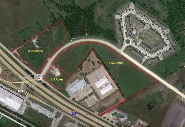 TBD 25 Interstate 45 Highway, Ennis, TX 75119 (MLS #14633027) :: 1st Choice Realty