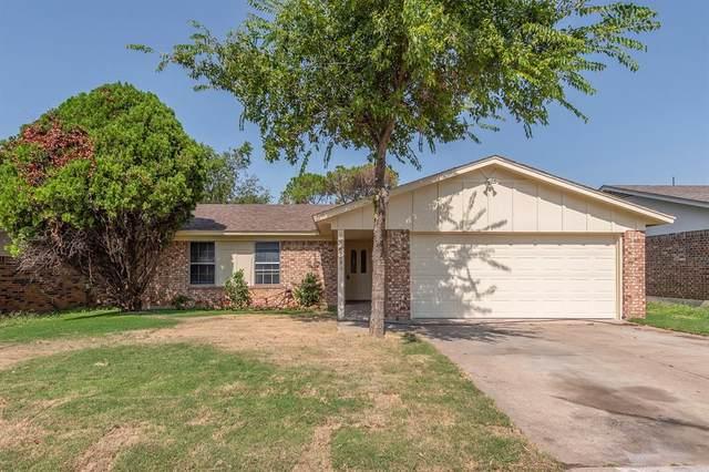 6513 Levitt Drive, Watauga, TX 76148 (MLS #14633041) :: Real Estate By Design