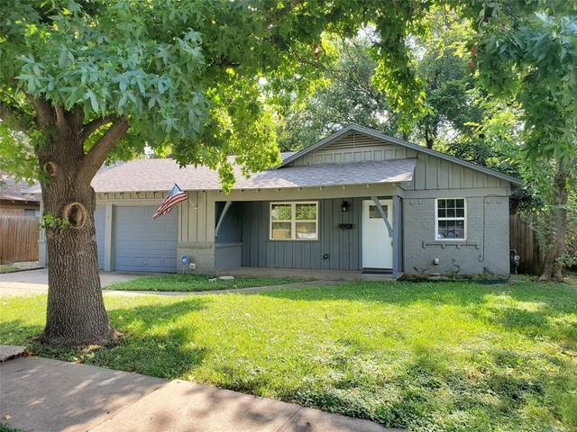 325 Christie Avenue, Everman, TX 76140 (MLS #14633043) :: Real Estate By Design