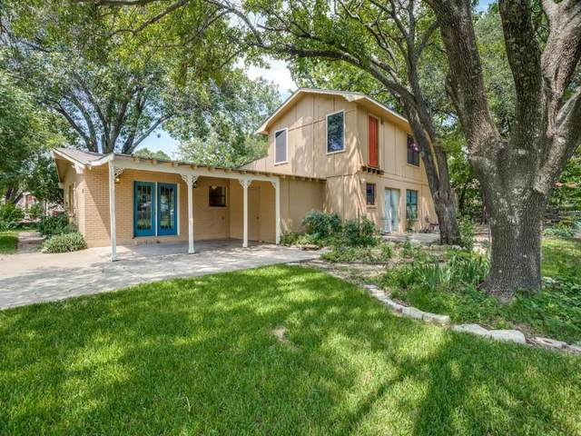 1210 Liberty Street, Weatherford, TX 76086 (MLS #14633049) :: The Chad Smith Team