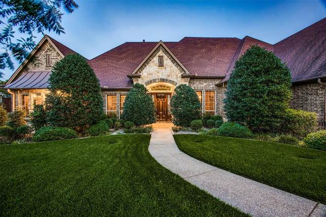 1045 Peregrine Place, Kennedale, TX 76060 (MLS #14633062) :: Wood Real Estate Group