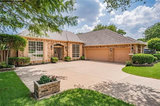 2715 Creek Crossing Drive, Mckinney, TX 75072 (MLS #14633078) :: The Rhodes Team