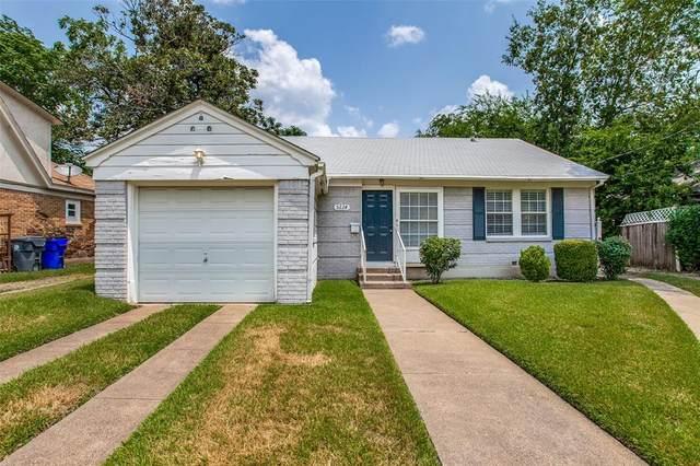5224 Stoneleigh Avenue, Dallas, TX 75235 (MLS #14633082) :: Trinity Premier Properties