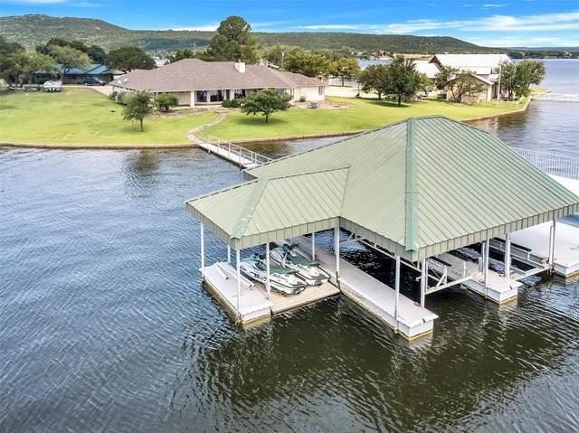 1006 Redbud Point, Possum Kingdom Lake, TX 76449 (MLS #14633098) :: 1st Choice Realty