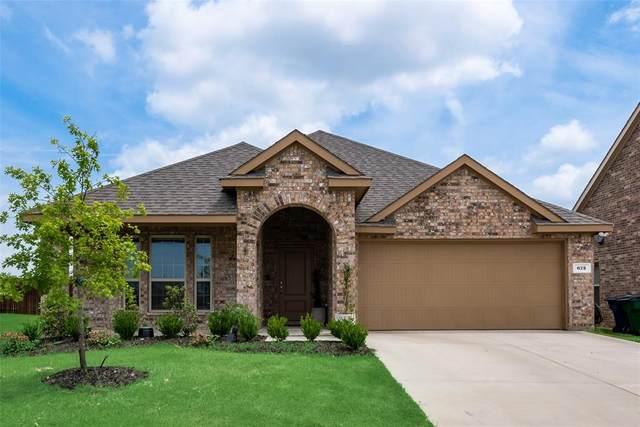 672 Bassett Hall Road, Fate, TX 75189 (MLS #14633107) :: The Rhodes Team