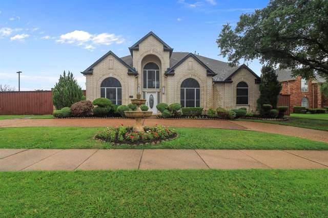 1001 Creek Bend, Carrollton, TX 75007 (MLS #14633108) :: Real Estate By Design