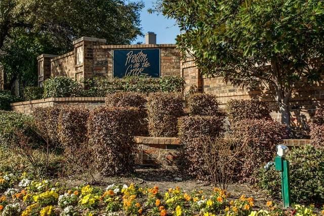 14277 Preston Road #523, Dallas, TX 75254 (MLS #14633134) :: The Chad Smith Team