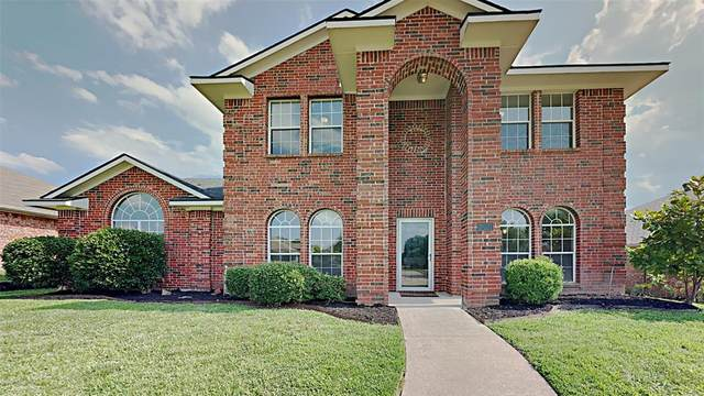 1004 Hopkins Drive, Allen, TX 75002 (MLS #14633136) :: 1st Choice Realty