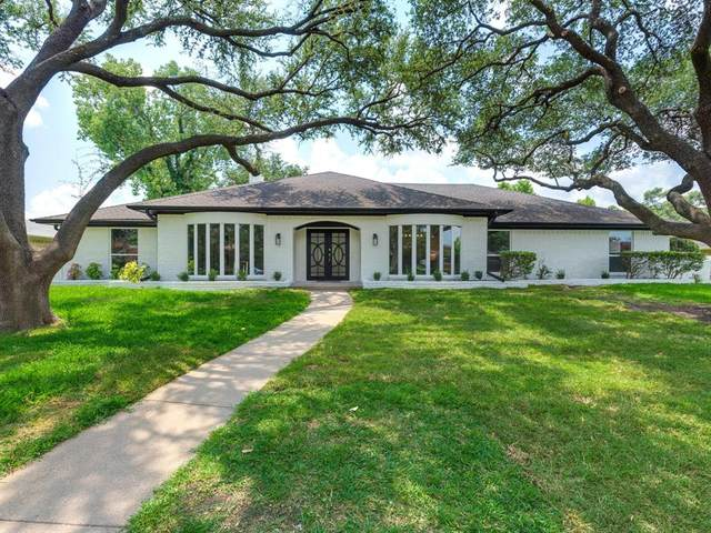 7116 Winterwood Lane, Dallas, TX 75248 (MLS #14633142) :: The Krissy Mireles Team