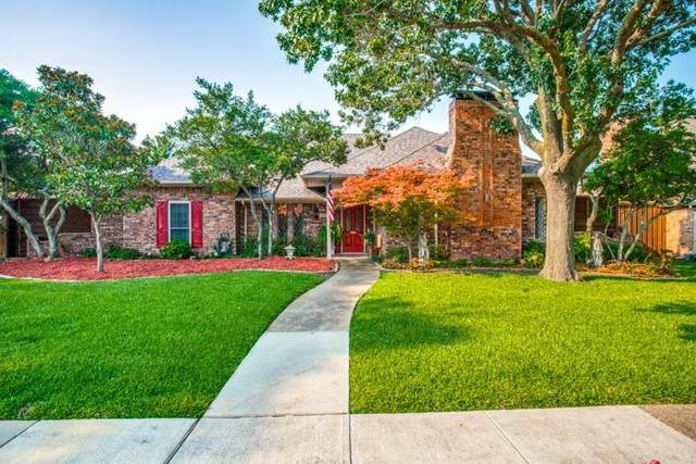 3500 Cross Bend Road, Plano, TX 75023 (MLS #14633149) :: Real Estate By Design