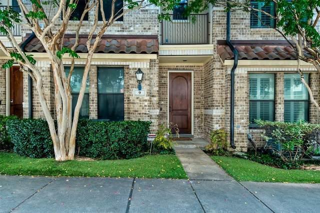 4230 Travis Street #9, Dallas, TX 75205 (MLS #14633154) :: RE/MAX Pinnacle Group REALTORS