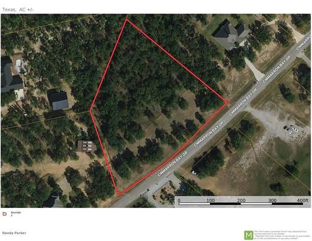 Lot 10 Cimmarron Bay Drive, Runaway Bay, TX 76426 (MLS #14633163) :: 1st Choice Realty