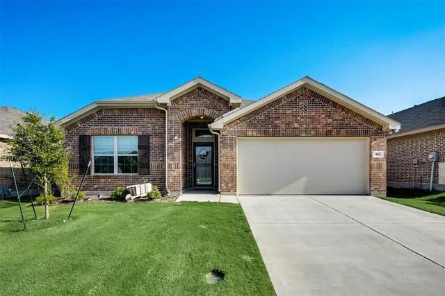 413 Pollyann Trail, Fort Worth, TX 76052 (MLS #14633167) :: 1st Choice Realty