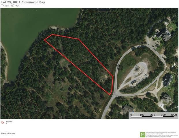Lot 29 Cimmarron Bay Drive, Runaway Bay, TX 76426 (MLS #14633177) :: 1st Choice Realty