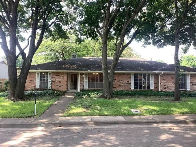 106 Roma Drive, Duncanville, TX 75116 (MLS #14633182) :: The Hornburg Real Estate Group