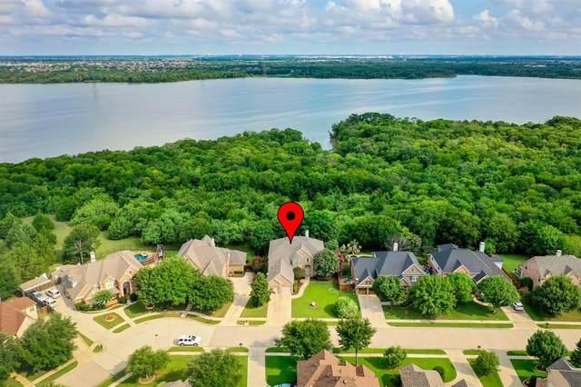 2456 Lakewood Drive, Grand Prairie, TX 75054 (MLS #14633215) :: Maegan Brest   Keller Williams Realty