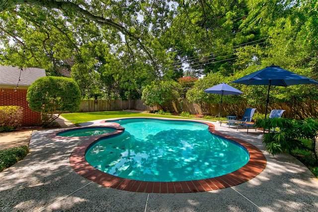 4225 Bilglade Road, Fort Worth, TX 76109 (MLS #14633219) :: Wood Real Estate Group