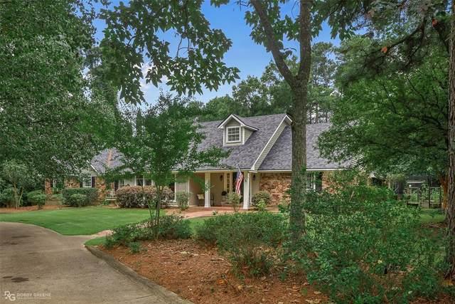 119 N Tanglewood Drive, Minden, LA 71055 (MLS #14633220) :: Crawford and Company, Realtors