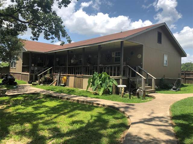 579 Choctaw, Quitman, TX 75783 (MLS #14633221) :: Real Estate By Design