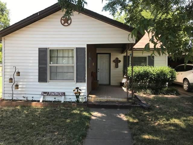 608 N Stratton Street, Seymour, TX 76380 (MLS #14633225) :: Robbins Real Estate Group