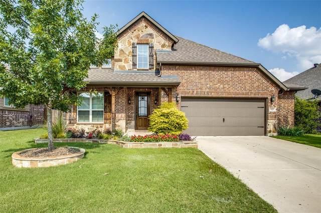 4420 Oak Bluff Drive, Melissa, TX 75454 (MLS #14633237) :: Real Estate By Design