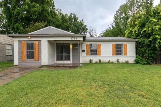 4744 Salem Drive, Mesquite, TX 75150 (MLS #14633238) :: Lisa Birdsong Group | Compass